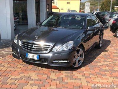 usado Mercedes E350 CDI BlueEFFICIENCY 4Matic Avantgarde