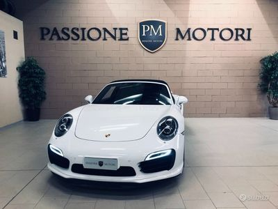 usata Porsche 911 Turbo S Cabriolet 911 3.8 Turbo S Cabriolet