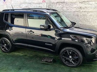 usata Jeep Renegade 2.0 Mjt 170CV 4WD Active Drive/BLACK LIMITED/G12M