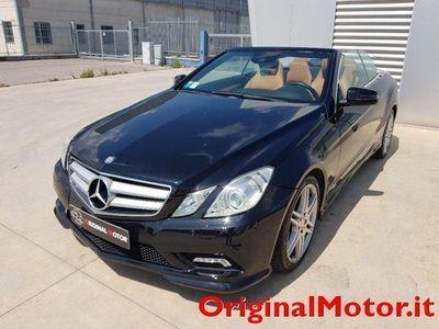 używany Mercedes E250 CDI Cabrio BlueEFFICIENCY Avantgarde