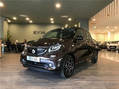 begagnad Smart ForFour Electric Drive Prime NeoP...