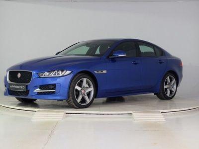brugt Jaguar XE (X760) 2.0 D 240 CV AWD aut. R-Sport