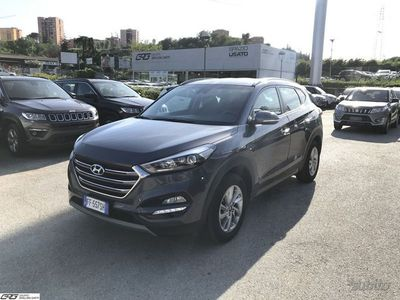 used Hyundai Tucson 1.7 CRDi XPossible