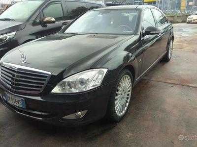 usata Mercedes S600 S 600 Avantgarde Lunga