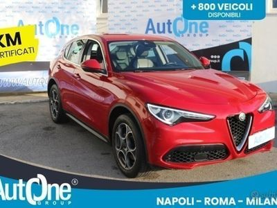 usata Alfa Romeo Stelvio 2.0 TURBO 280 CV AT8 AUTOMATI
