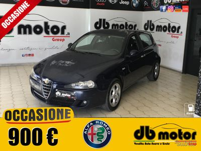 used Alfa Romeo 147  1.9 JTD (120) 5 porte Distinctive