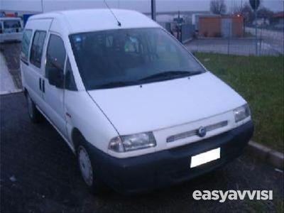 usata Fiat Scudo 1.9 D N1 6 Posti