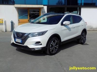 second-hand Nissan Qashqai 1.6 dCi 2WD N-Connecta 130 CV E6