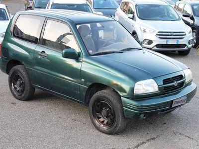 usata Suzuki Grand Vitara 1.6i 16V cat 3 porte **Gancio Traino**