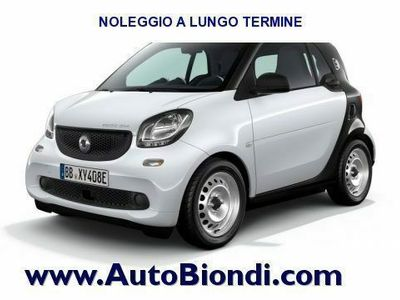 """used Smart ForTwo Electric Drive """"NOLEGGIO"""" 60 Youngster"""