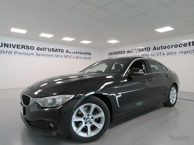 usata BMW 420 Gran Coupé d Advantage Auto EURO 6