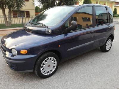 usata Fiat Multipla 1.6 16v Gpower Elx Usato