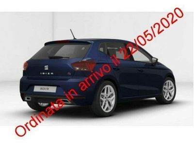 usata Seat Ibiza 1.6 TDI 80 CV 5p. XCELLENCE