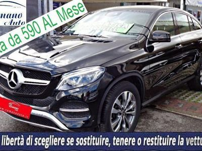 usata Mercedes GLE350 D 3.0 258Cv 4matic Coupe