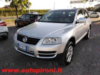 brugt VW Touareg 2.5 R5 TDI