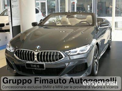 usado BMW M850 850xdrive cabrio aut. benzina