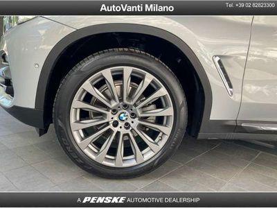 usata BMW X3 xDrive20d Luxury del 2018 usata a Milano