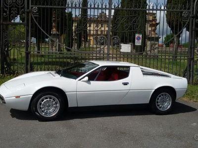 usata Maserati Merak 3000cc (VALUTO PERMUTE)