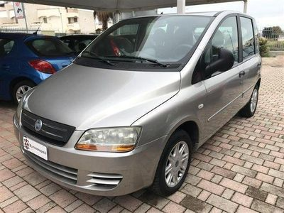 used Fiat Multipla 1.6 16V Natural Power Dynamic