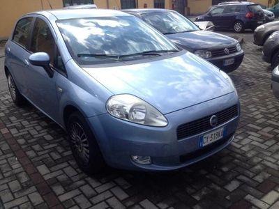 usata Fiat Grande Punto Punto 1.2 5 Porte Dynamic Usato