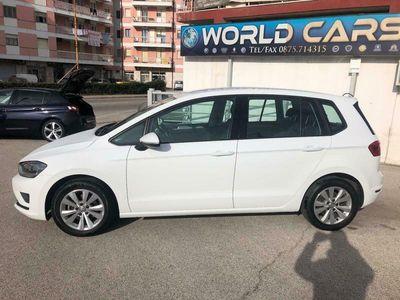 usata VW Golf Sportsvan 1.6 tdi 110 cv *cambio automatico dsg* versi