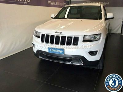 second-hand Jeep Grand Cherokee g.cherokee 3.0 crd (mjt II) V6 Limited 250cv auto