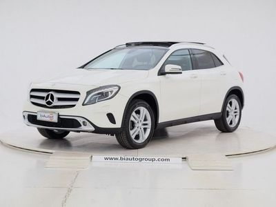 brugt Mercedes 200 GLA Classe (X156)d Automatic Enduro Activity