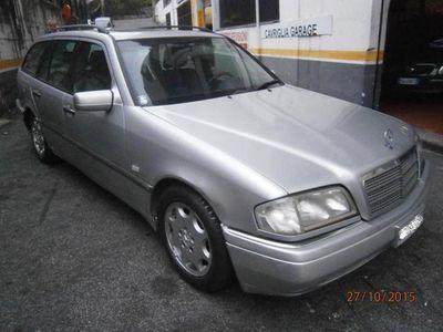 usata Mercedes 200 Classe C Station WagonKompressor Elegance Usato