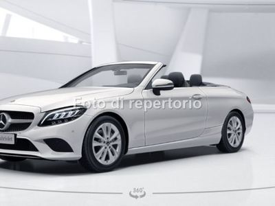 usado Mercedes C200 CLASSE C CABRIOd Executive