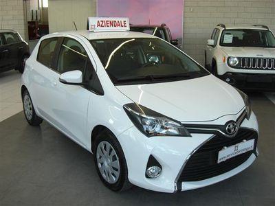 usata Toyota Yaris 1.0 5 porte benzina