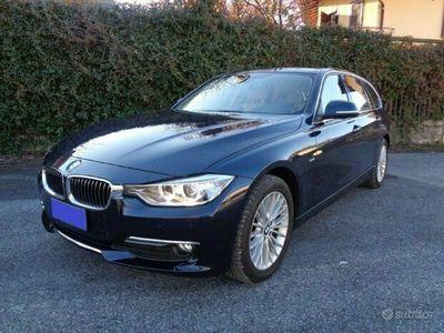 usata BMW 320 d Xdrive Touring Luxury aut. 4X4