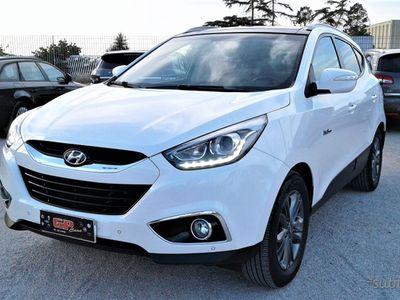 usata Hyundai ix35 1.7crdi 115cv*TETTO-NAVY-PELLE-LED
