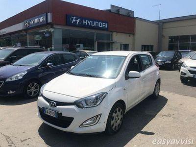 used Hyundai i20 1.2 5p. econext classic benzina/gpl
