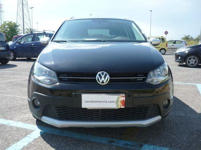 usado VW Polo Cross Bluemotion Technology + Garanzia uff.