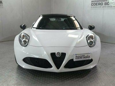 gebraucht Alfa Romeo 4C 1750 TBi Spider