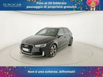 usata Audi RS3 RS3 SB2.5 tfsi quattro s-tronic