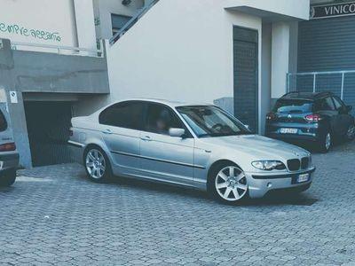 usata BMW 320 Serie 3 (E46) turbodiesel cat 4 porte Elett
