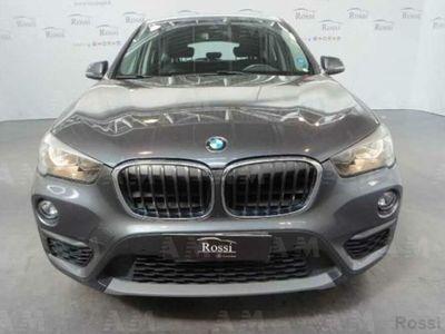 used BMW X1 sdrive20d xLine auto