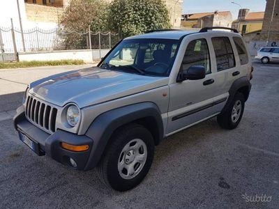 brugt Jeep Cherokee 2.8 CDi Sport 2005 Automatico
