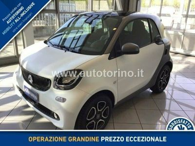 usata Smart ForTwo Coupé FORTWO 70 twinamic