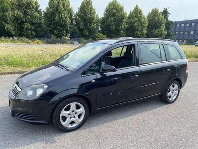 usata Opel Zafira 1.9 CDTI 120CV Enjoy*7POSTI