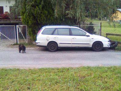 used Fiat Marea - 2000