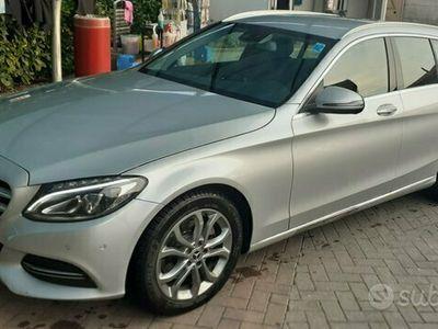 usata Mercedes C200 diesel sw cambio automatico