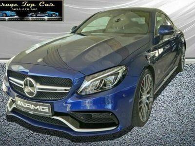 usata Mercedes C63 AMG AMG Coupé S