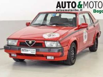 usata Alfa Romeo 75 1.8i turbo quadrifoglio *a.s.n.* benzina
