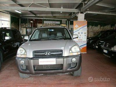 usata Hyundai Tucson 2.0 CRDI - 4WD - Anno - 2005