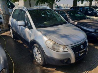usata Fiat Sedici 1.9 MJT 4x4 Dynamic