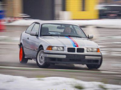 usata BMW 320 e36 pronto drift