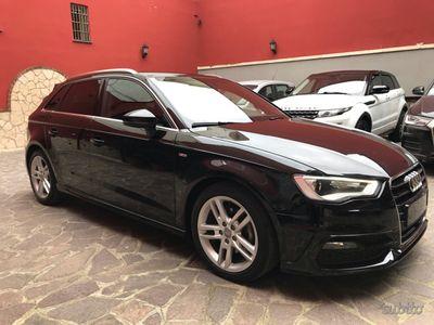 usata Audi A3 Sportback 2.0 tdi (150cv)*led*navi*S-Line