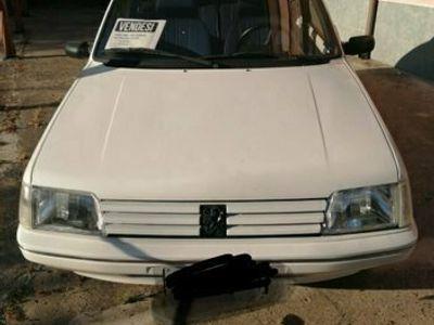 usata Peugeot 205 cabrio